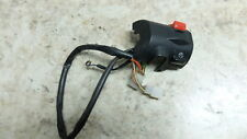 04 Aprilia Atlantic 500 Scooter right hand control switch starter button
