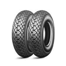 Coppia 3.00-10 42J Michelin S83 per VESPA SPECIAL 50 125/150/200 dot 2016/2017