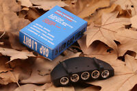 Ultra Bright 5 LED Clip On Cap Light Hard Hat Outdoor Camping Cycling Sports