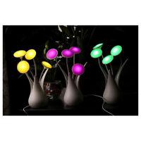 Usb Vase Design Lampe De Bureau Lumière Bonsai Led Table Lampe De Bureau