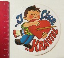 ADESIVI/Sticker: i like krautol (200416146)