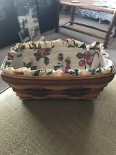 Longaberger 1998 Baker's Bounty Basket