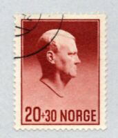 Norway - Sc# B25 Used     /     Lot 1020194