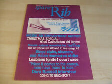 Spare Rib Women's Liberation Feminist Magazine Number 54 January 1977