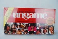 Vintage 1984 The Ungame Factory Sealed Board Game - NIB