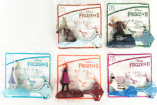 2019 Disney Frozen 2  McDonalds Happy Meal Toys Complete Set Of 5  NIP China