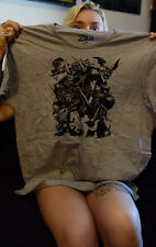 Feb. 2018 Loot Gaming Exclusive Legend of Zelda: Ocarina of Time T-Shirt XL NEW
