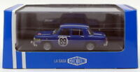 Atlas Editions 1/43 Scale Model Car AE004 - Renault 8 Gordini - Monte Carlo 1969