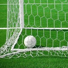 UK Football Goal Post Soccer Net training Replace Sports Net Sports Nylon Net C1