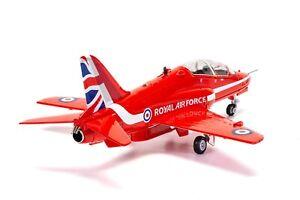"Corgi AA36017 BA Hawk T.1A ""RED 1"" Red Arrows American Tour Ltd Edition of 1300"