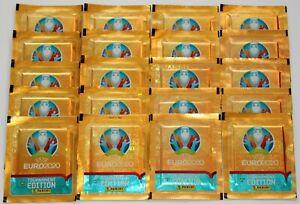 Panini EURO 2020 Tournament Edition - 20 Tüten = 100 Sticker NEU