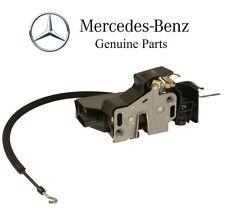For Mercedes W163 ML320 Front Driver Left Door Lock Mechanism Genuine 1637202535