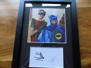 Only Fools and Horses Framed Photo & Autograph Display