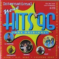 Neue Hits '96-International La Bouche, Dune, Culture Beat, Technohead, .. [2 CD]