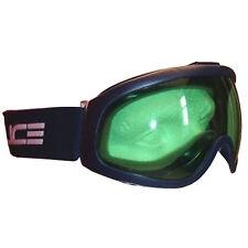 Salice Senior ll Ski Snowboard Goggles Anti-fog Lens - Navy Blue / Green