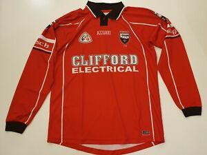 Sligo Goal Keeper GAA Gaelic Hurling Top Jersey Shirt Size Extra Medium M