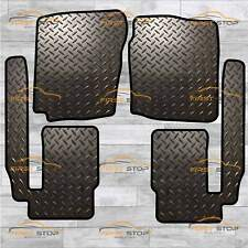 SUZUKI VITARA 5 DR XL7 2005-ON TAILORED 3MM RUBBER HEAVY DUTY CAR FLOOR MATS