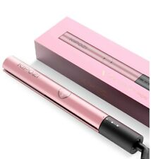 KIPOZI Hair Straightener, 2 in 1 Straightener and Curling iron V7