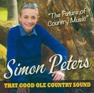 SIMON PETERS - THAT GOOD OLE COUNTRY SOUND CD