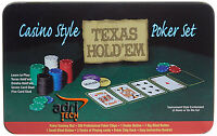 SET Professionale POKER  Fiches/Chip TEXAS HOLD? EM
