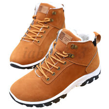 Men's boots Fall Winter warm shoes Fashion sneakers Outdoor hiking Martin boots
