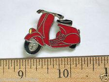 Vespa? Scooter Motorcycle  Pin Badge (#052)