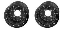 """HiPer CF1 8"""" Beadlock Rear Wheels Rims Suzuki LTR450 LT-R450 LTZ400 Z400 8X8"""