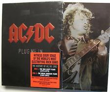 """AC/DC """"PLUG ME IN"""" - 2 DVD BOX"""