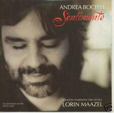 ANDREA BOCELLI ( promo ) sentimento
