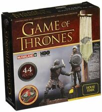 Game of Thrones House Stark Banner McFarlane Toys Construction Set  #smar16-103