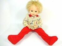 "Vintage - 1964 Horsman ""THIRSTEE WALKER"" 26"" Toy Doll w/ Sleepy Eyes - AUC#2"
