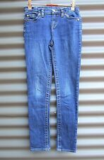 Miss Understood Women's Blue Jeans Size 12 Waist 26 Leg 26