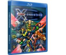 X-Men Evolution Animated Series Complete Blu-Ray -All 4 Seasons, 52 Episodes!