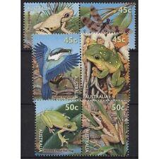 Australie 1999   Dieren small pond animals  1855-60 postfris/mnh