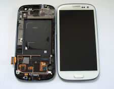 For Samsung Galaxy S3 Original LCD Display Touch Screen Glass Digitizer &Frame