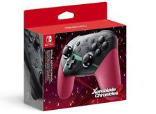 Nintendo Switch Pro Controller Xenoblade Chronicles 2 Edition * NEU