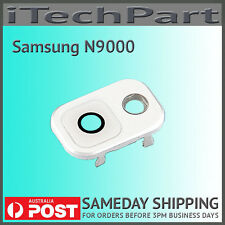 Samsung Galaxy Note 3 N9000 Camera Lens Cover Replacement WHITE