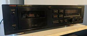 Luxman K-322 Casette Deck Vintage Audio