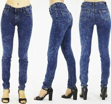 Cotton Bootcut High L32 Jeans for Women