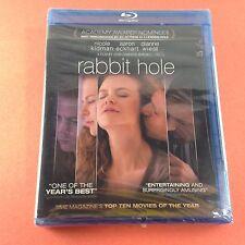 Rabbit Hole (Blu-Ray Disc, 2011)  Nicole Kidman/Aaron Eckhart/Dianne Wiest NEW!