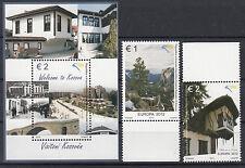 KOSOVO 2012 EUROPA VISIT....BLOCK+  2 stamp MNH