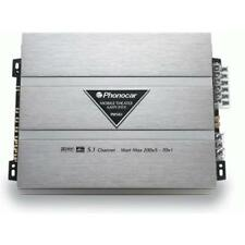 PHONOCAR PH501 AMPLIFICATORE 5+1CH. 200X5+70X1WATT