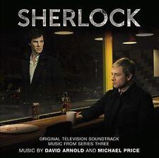 NEW Sherlock Series 3 (Audio CD)