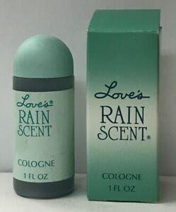 Love's by MEM  Rain Scent Cologne  1 oz boxed