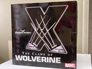Windlass Studios The Claws of Wolverine Limited Edition Prop Replicas Marvel