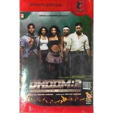 Dhoom 2 (Hindi DVD) (2006) (English Subtitles) (Brand New Original DVD)