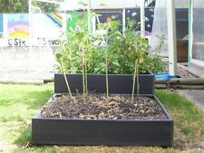 Raised Garden Bed Kit Single Teir- Longlife Composite Recycled Plastic NEW