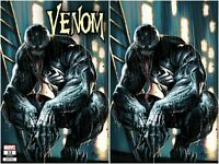 VENOM 32 GABRIELE DELL'OTTO VIRGIN VARIANT SET LTD 700 NEAR MINT KNULL PRESALE