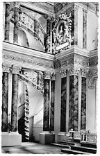AK, Eisenberg, Schloßkirche, Wendeltreppe, 1960