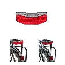 Axa BLUELINE costante LED Luce posteriore 80 mm Bici Parcheggio Coda ight